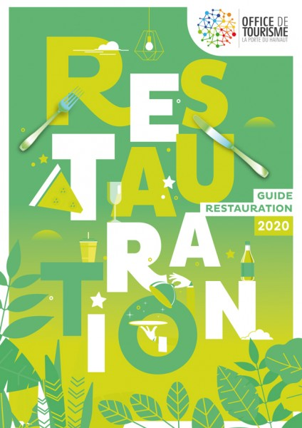 Couverture Guide Restauration 2020
