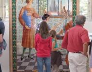 À petits pas dans le musée