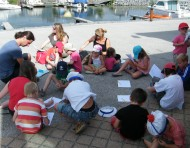 Rappel, ateliers jeune public
