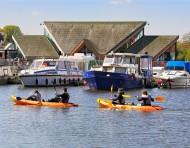 Balade guidée en kayak