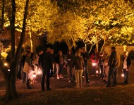 Balade nocturne à Hasnon
