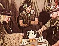 Un duel de thé