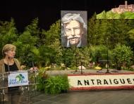 Inauguration du pôle culturel Jean Ferrat