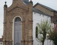Eglise Sainte-Barbe à La Sentinelle