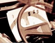 Un parcours ludique en voiture