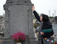 Portraits du cimetière central de Raismes