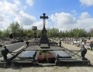 Portraits de défunts du cimetière central de Raismes