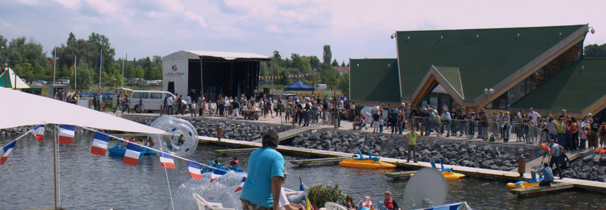 Office de tourisme porte du hainaut - Office du tourisme de saint amand les eaux ...