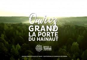 S'émerveiller en famille sur La Porte du Hainaut !!