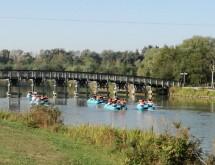 Parc de La Porte du Hainaut et Pure Aventure : bol d'air et dépaysement pour des collégiens de Seclin !