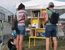 La BD s'invite au Parc de La Porte du Hainaut