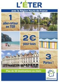 L'Eter en Hauts-de-France, 7 Journées Villes