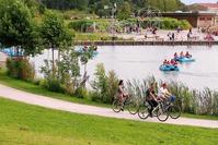Activités au Parc de La Porte du Hainaut