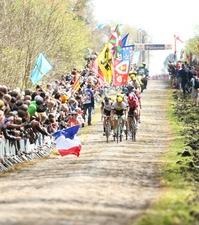 Les Echappées de Paris Roubaix