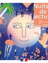 Nuit de la Lecture en virtuel !