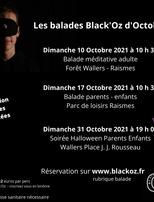 Balade méditative Black'Oz - spéciale parents-enfants