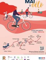 Mai à vélo : tourisme et mobilité