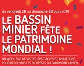 Le Bassin Minier fête le Patrimoine mondial