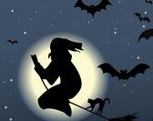 Balade nocturne Halloween