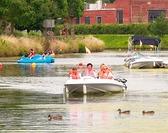 Activités au Port fluvial