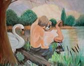 Peintures par Bernard Lottiaux