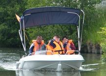 Bon Cadeau : un bateau, un resto - Saint-Amand-les-Eaux