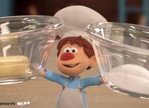 Petit génie culinaire - UPERNOIR - Wallers