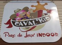 Caval'Kid - parc de jeux pour enfants - Saint-Amand-les-Eaux
