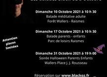 Balade méditative Black'Oz - spéciale parents-enfants - Raismes