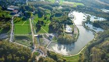 Réouverture du Parc de La Porte du Hainaut