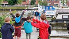 Olympiades au Port Fluvial de La Porte du Hainaut