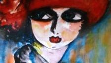 Portraits de Femmes et Couleurs