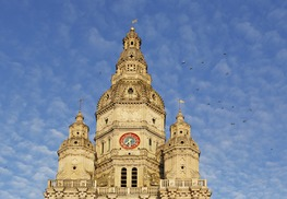 Tour abbatiale de Saint-Amand-les-Eaux - Saint-Amand-les-Eaux