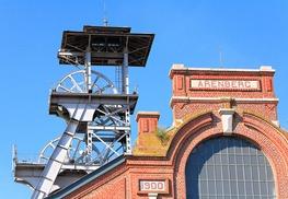 Arenberg Creative Mine - Site minier de Wallers-Arenberg - Wallers
