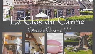 Aux Gîtes Du Clos du Carme - Saint-Amand-les-Eaux