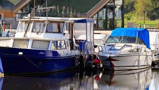 Port fluvial de La Porte du Hainaut - Saint-Amand-les-Eaux