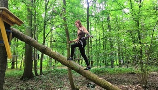 Pure Aventure - Parcours Accrobranche en forêt - Raismes