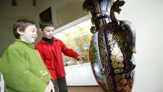 Musée de la Tour abbatiale de St-Amand-les-Eaux - Saint-Amand-les-Eaux