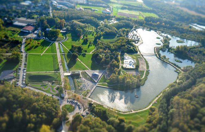 Parc Loisirs et Nature de La Porte du Hainaut 2 - Raismes
