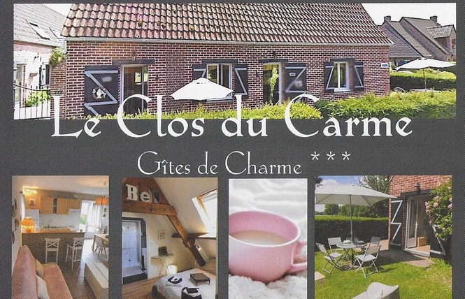 Aux Gîtes Du Clos du Carme 1 - Saint-Amand-les-Eaux