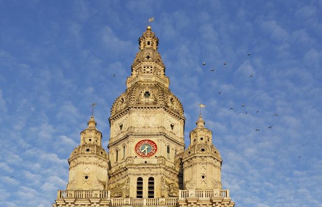 Tour abbatiale de Saint-Amand-les-Eaux 1 - Saint-Amand-les-Eaux