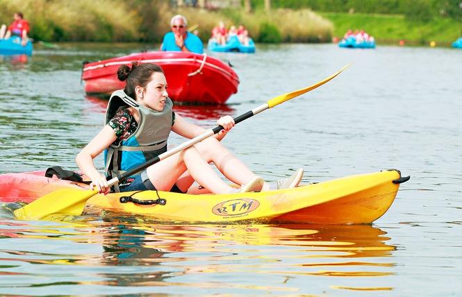 Kayaks 1 - Saint-Amand-les-Eaux