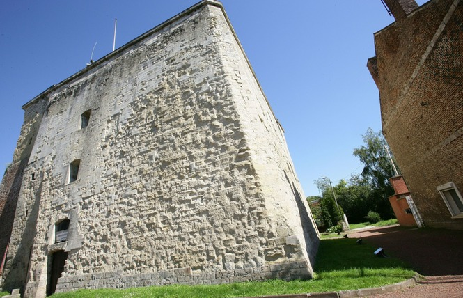 Bouchain, Ville fortifiée 1 - Bouchain