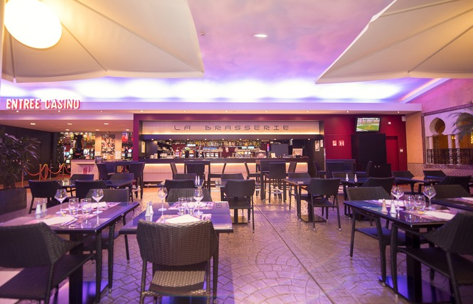 Les restaurants du Pasino 1 - Saint-Amand-les-Eaux