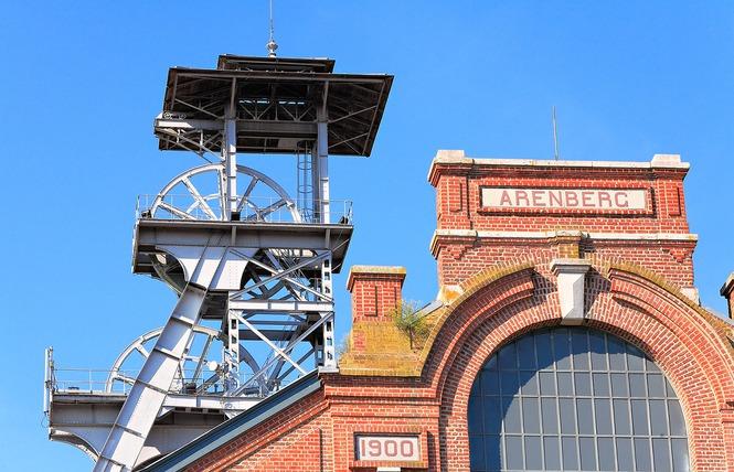Arenberg Creative Mine - Site minier de Wallers-Arenberg 1 - Wallers
