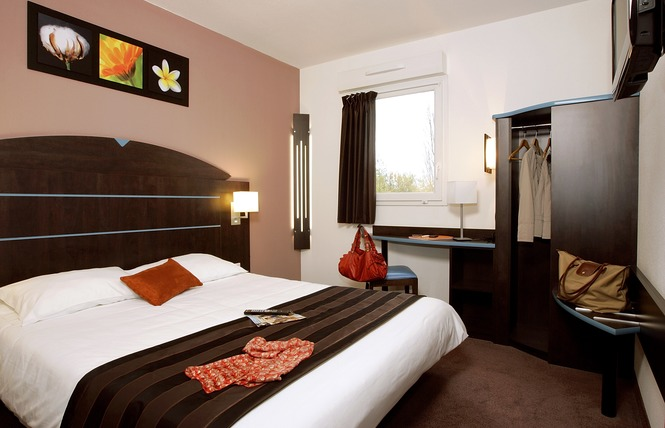 Hôtel Akena City 1 - Saint-Amand-les-Eaux