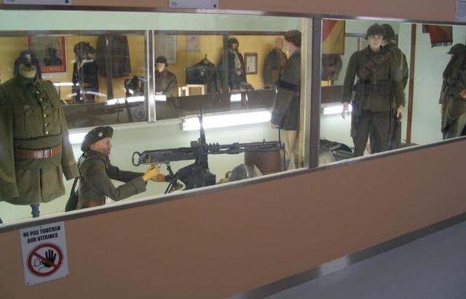 Musée de la Bataille de l'Escaut 1 - Flines-lès-Mortagne